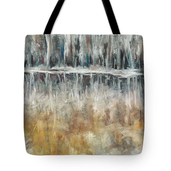Theres Two Sides To Everything Tote Bag