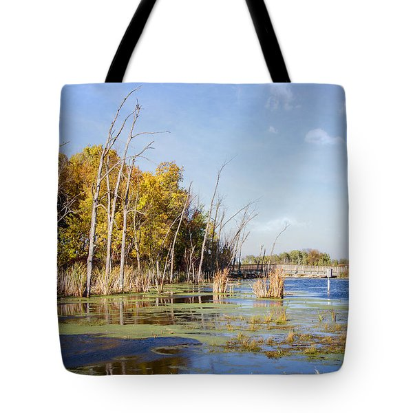 Horicon Marsh 9 Tote Bag
