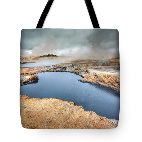 Thermal Activity Tote Bag