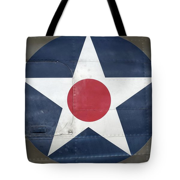 These Colors Don't Run - 2016 Christopher Buff, Www.aviationbuff.com Tote Bag