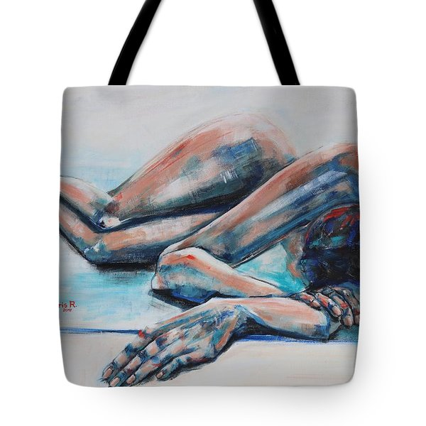 These Feelings Won T Go Away Tote Bag