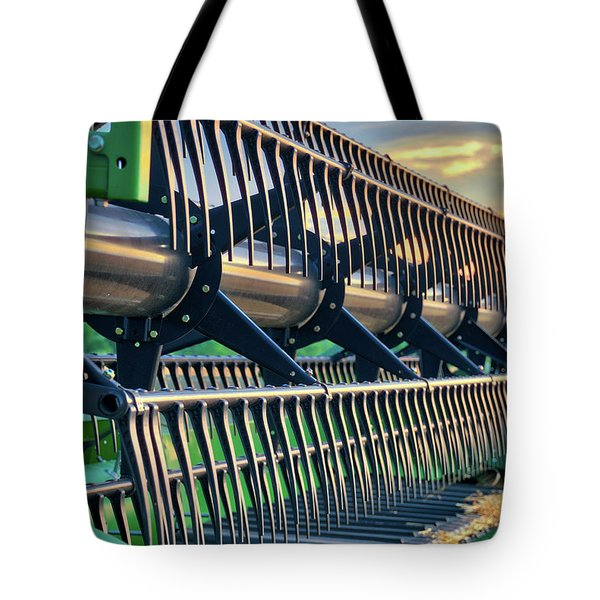 Tote Bag featuring the photograph These Teeth Mean Business by Mark Dodd