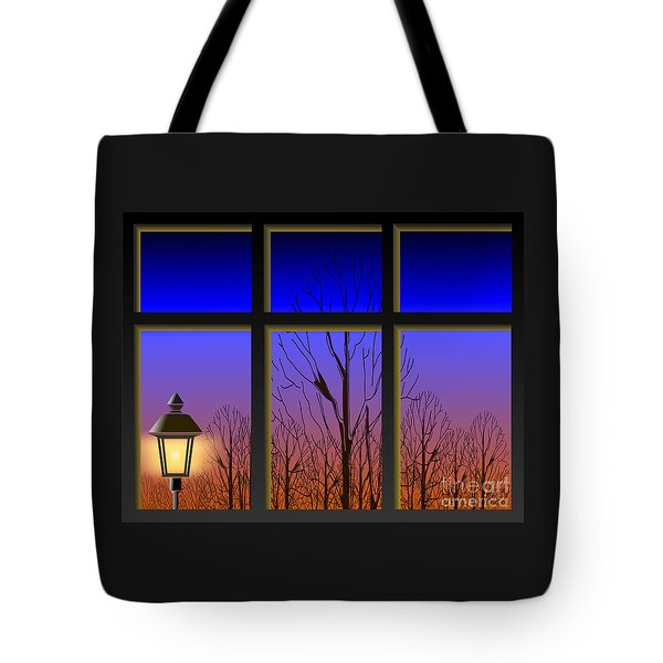 The Window II Tote Bag