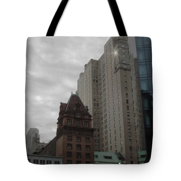 They Always Say It's Sunny In Philadelphia Tote Bag