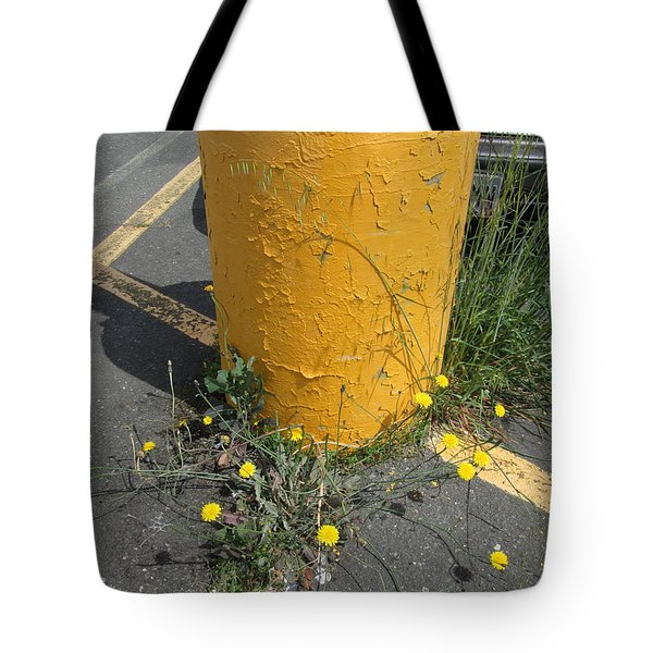 Tote Bag featuring the photograph They Are Still        Here by Marie Neder