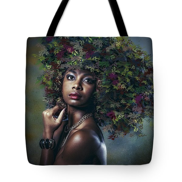 They Call Her Autumn Tote Bag