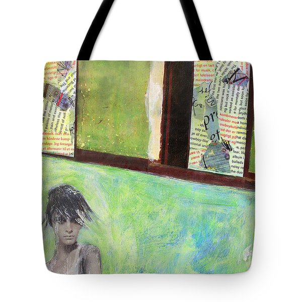 They Say Tote Bag