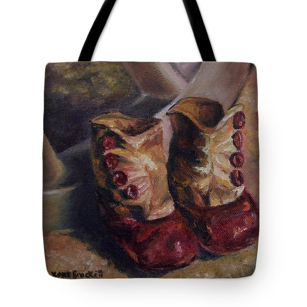 They Walked And Walked And Walked Tote Bag