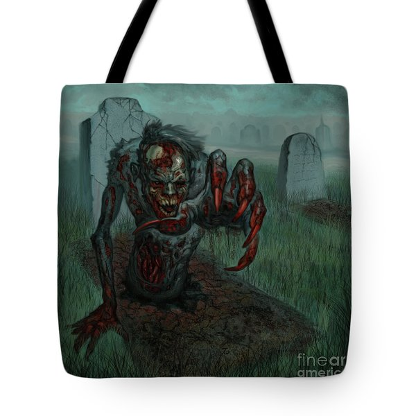 They Will Come Tote Bag by Tony Koehl