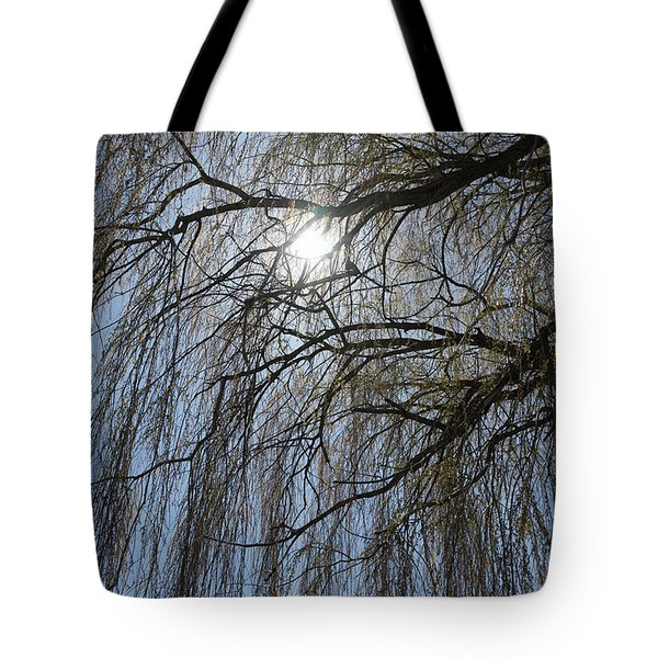 Thick And Thin -  Tote Bag