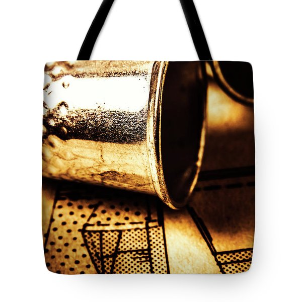 Thimble By Design Tote Bag