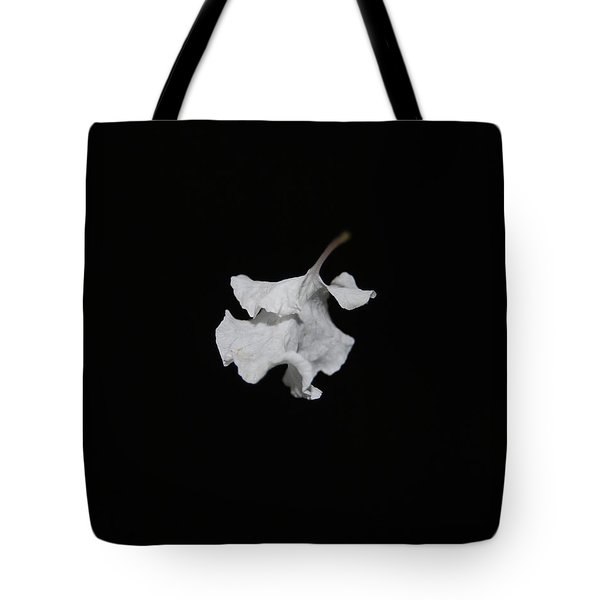 Tote Bag featuring the photograph Thin Air by Maggy Marsh