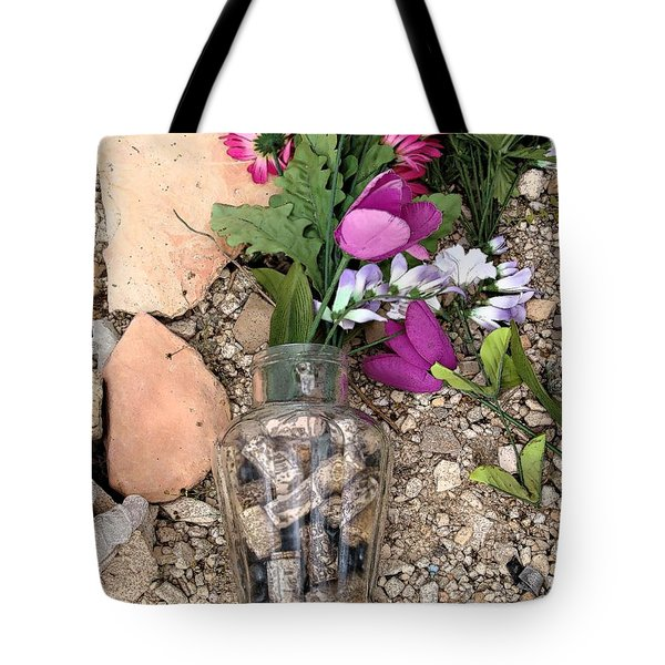 Things Remembered Terlingua Cemetary Tote Bag