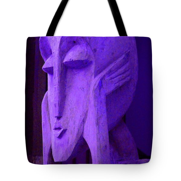 Think About It Tote Bag by Debbi Granruth