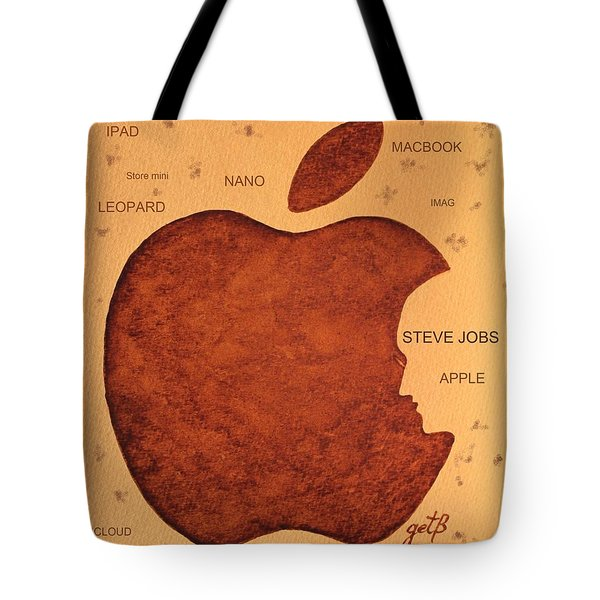 Think Different Steve Jobs  Tote Bag