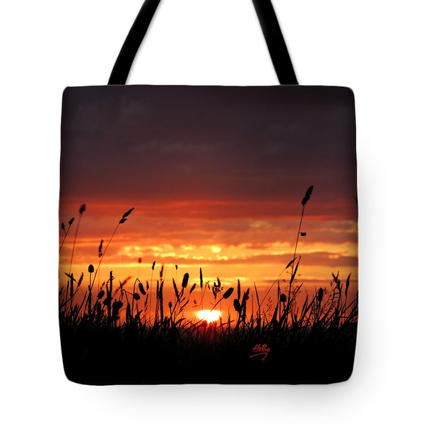 Thinking Of You Tote Bag by Linda Hollis