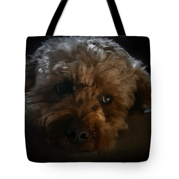 Tote Bag featuring the photograph Thinking Of You by Tom Vaughan