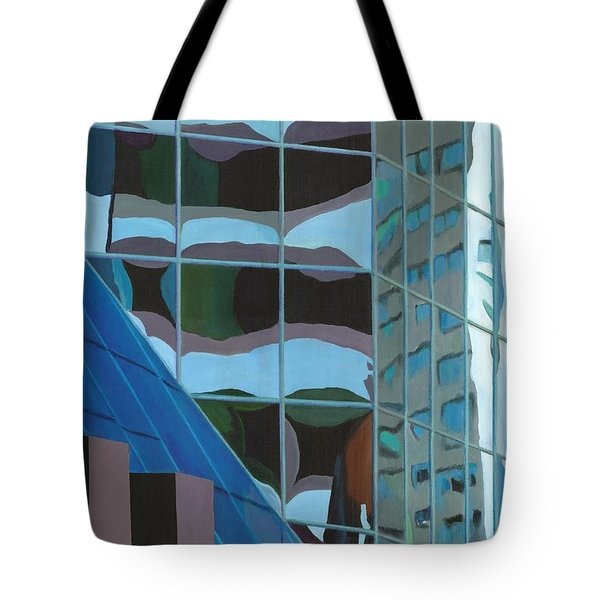 Third And Earll Tote Bag by Alika Kumar
