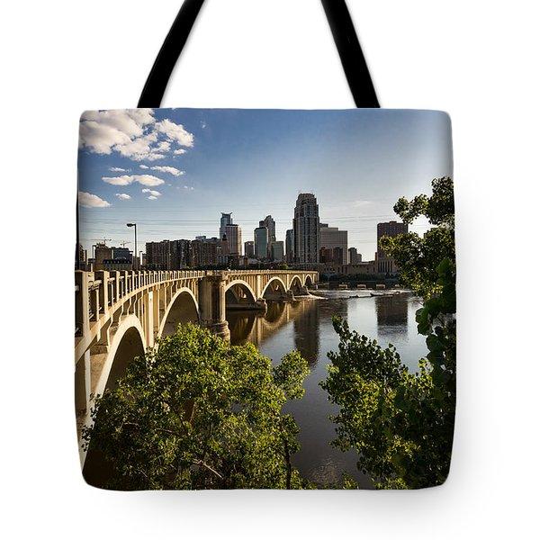 Third Avenue Bridge Tote Bag