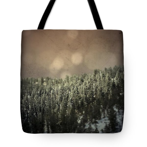 Third Breath  Tote Bag