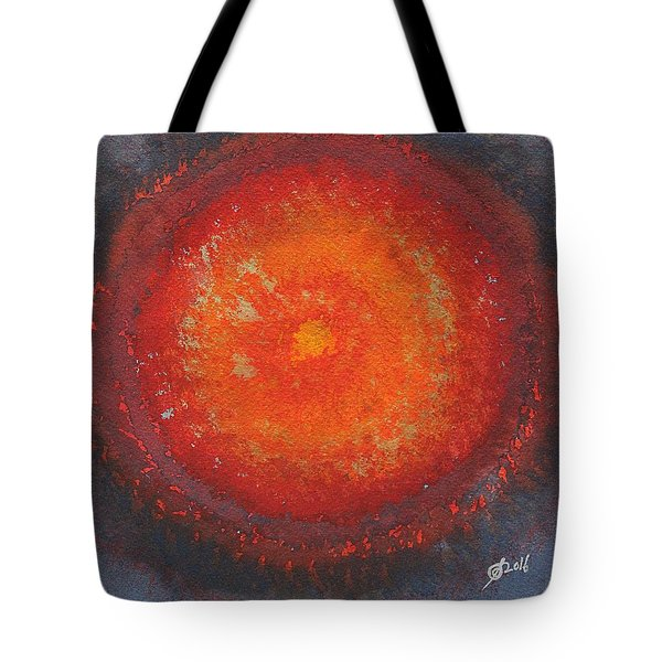 Third Eye Original Painting Tote Bag