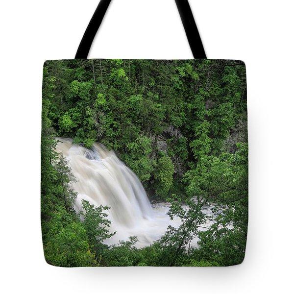 Third Falls Tote Bag
