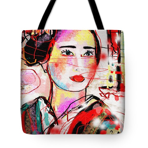 Third Generation  Tote Bag by Sladjana Lazarevic