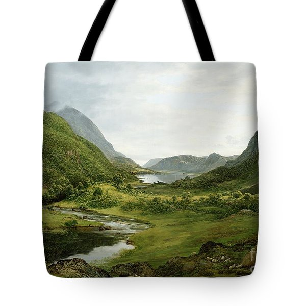 Thirlmere Tote Bag by John Glover