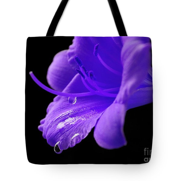 Thirst For Life Tote Bag