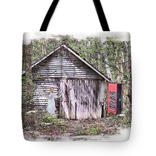 Thirst Quest Tote Bag by Rose Guay