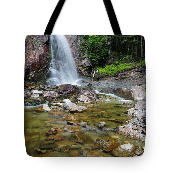 Thirteen Falls - Pemigewasset Wilderness, New Hampshire Tote Bag