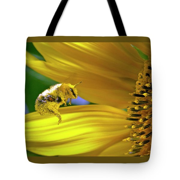 This Bee Needs A Bath Tote Bag