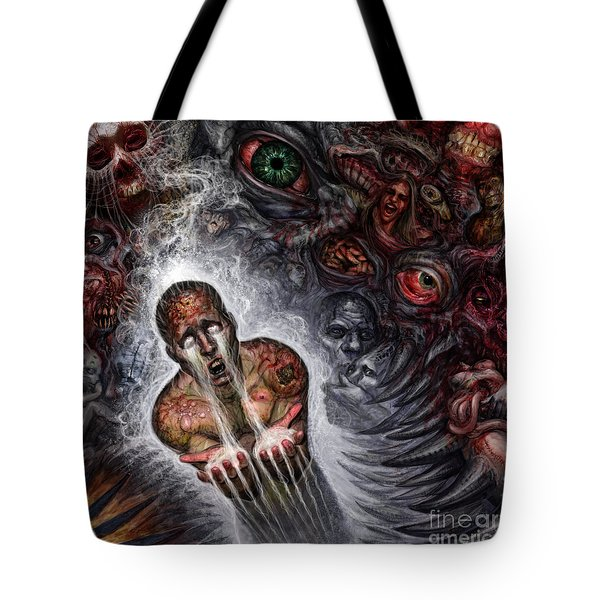 This Cant Be Real Tote Bag by Tony Koehl