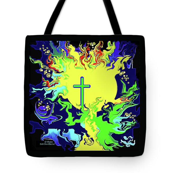 This Do In Remembrance Of Me Tote Bag