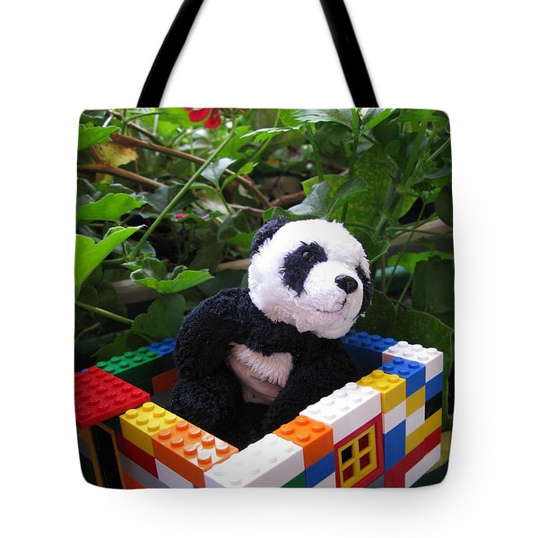 Tote Bag featuring the photograph This House Is Too Small For Me by Ausra Huntington nee Paulauskaite