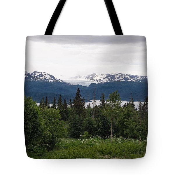 This Is Alaska Tote Bag