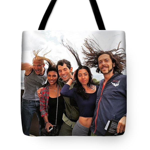 Hairpower Tote Bag