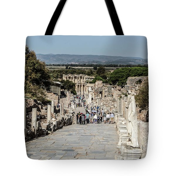 This Is Ephesus Tote Bag