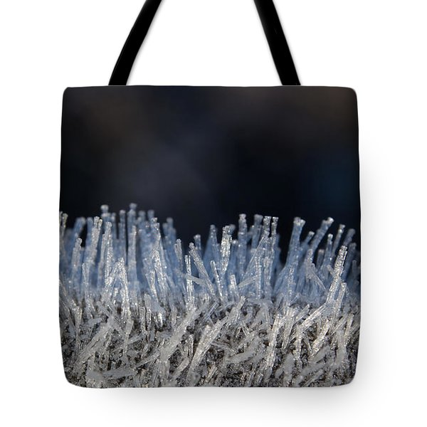 This Is Frost Tote Bag