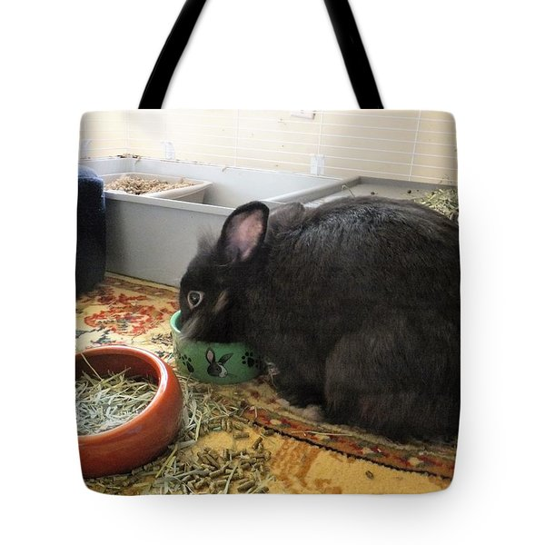 This Is Good Water Tote Bag