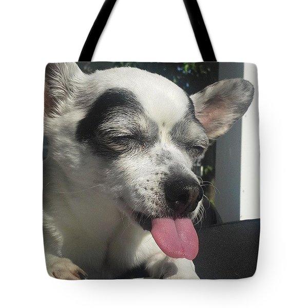 Ha Ha Tote Bag