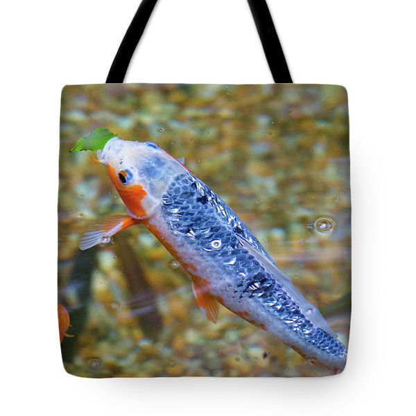 This Is Mine Fish Tote Bag