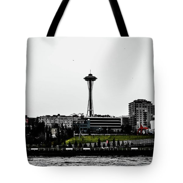 This Is Seattle  Tote Bag