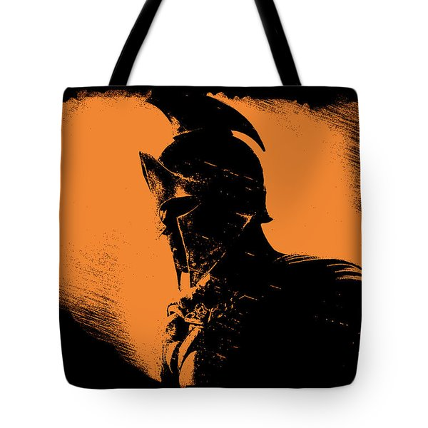 This Is Sparta Tote Bag