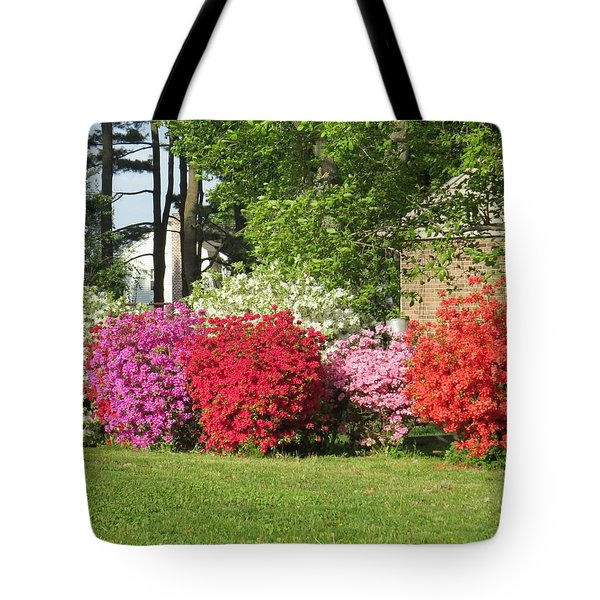 This Is Spring In Pa Tote Bag