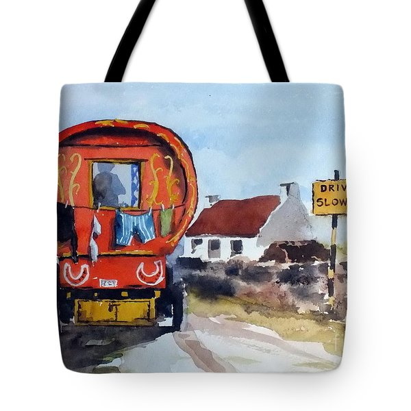F 808  Whats Your Hurry  Tote Bag