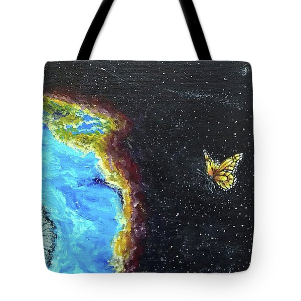 This Is Where... Tote Bag