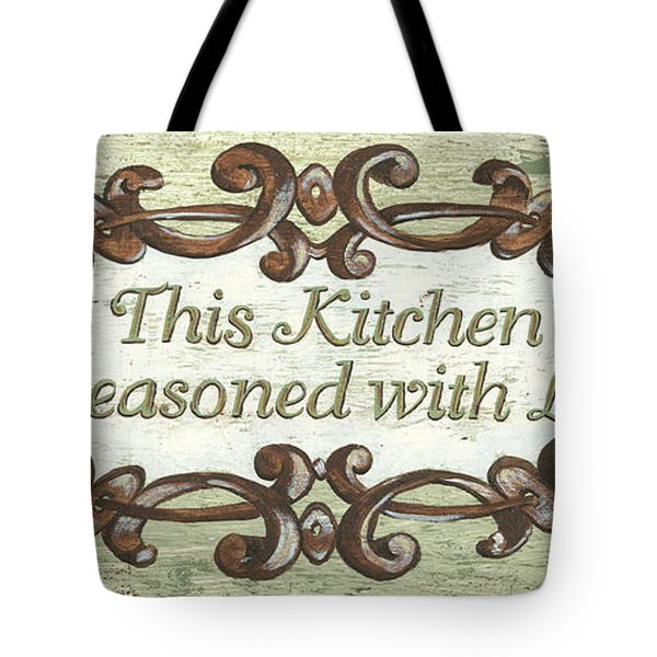This Kitchen Tote Bag
