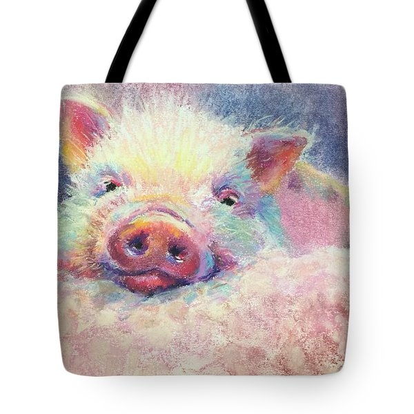This Little Piggy Tote Bag