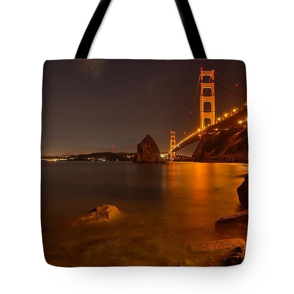 Tote Bag featuring the photograph This Never Gets Old by Peter Thoeny